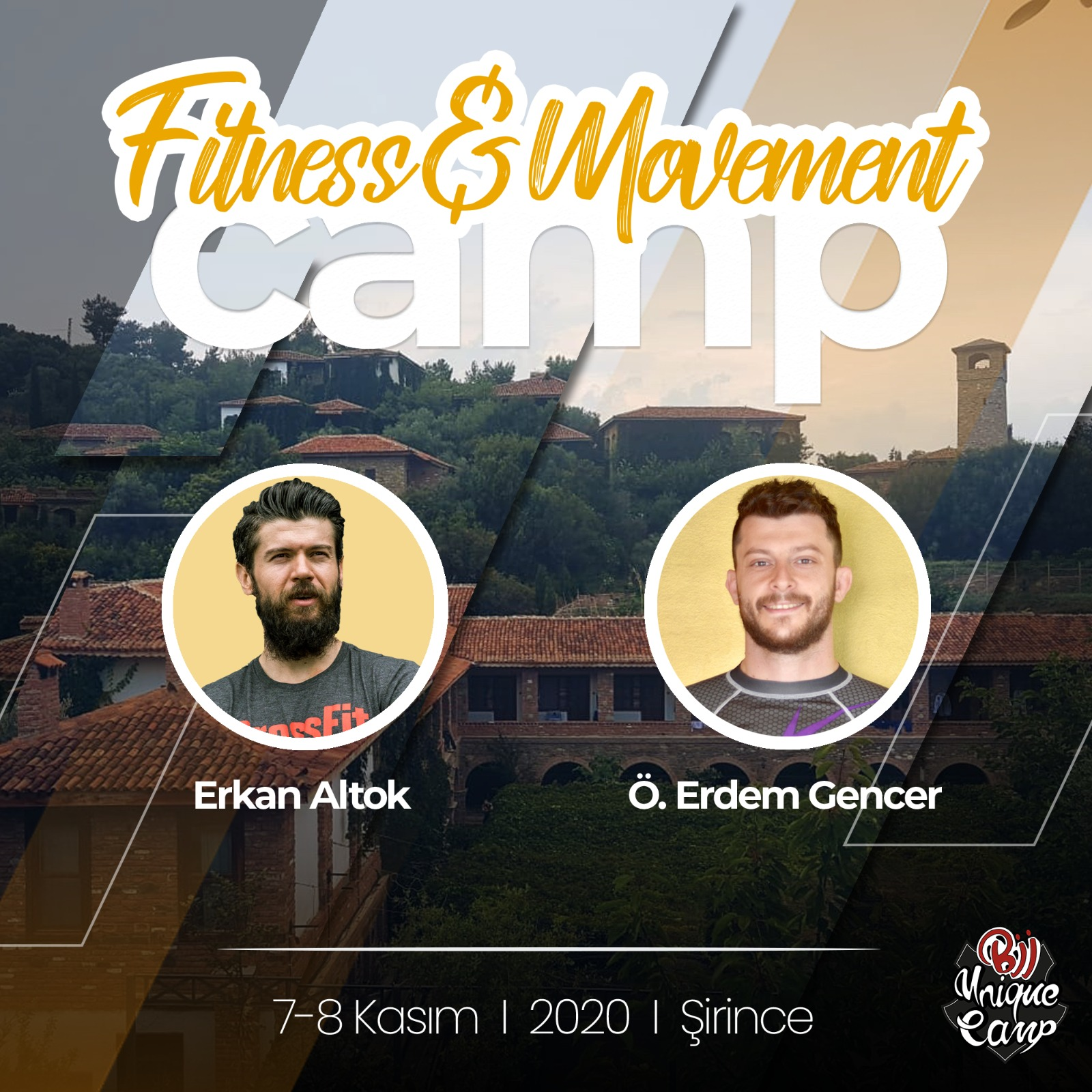 Fitness And Movement Camp 2020